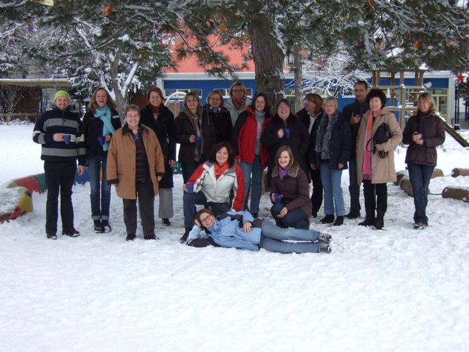 Kollegium 2010/2011 Winter