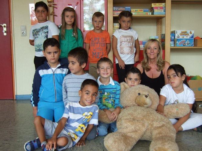 Bärenklasse, Christiane Kißler