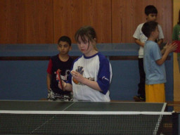 Tischtennis-mini-Meisterschaften 2011