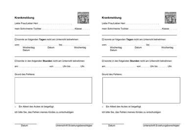 Formular Download durch anklicken