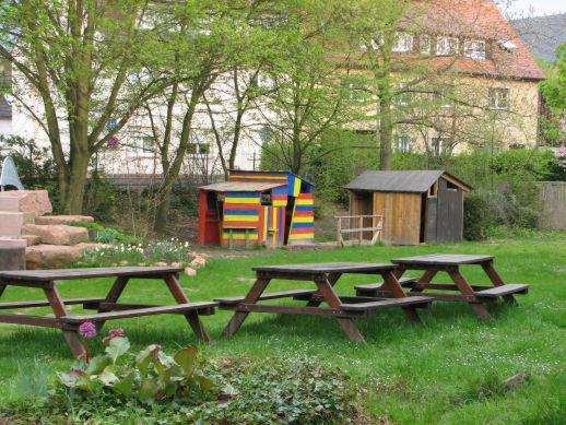 Schulgarten